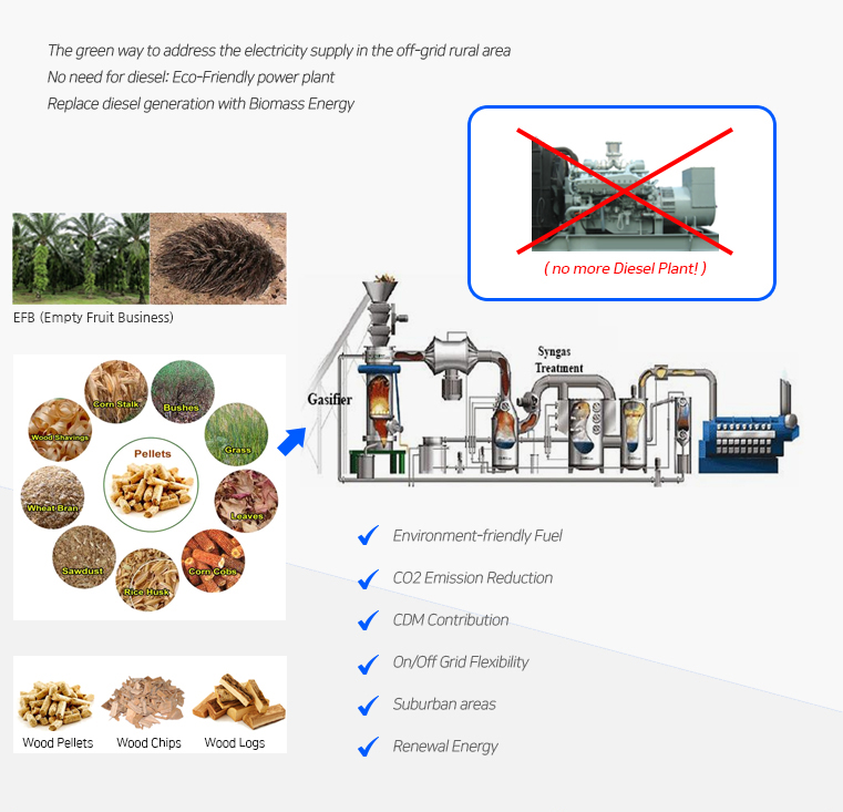 What is Biomass Power Plant?